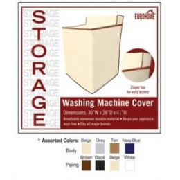 36 of Washing Machine Cover -4 Assorted Colors
