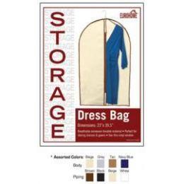 "48 of 23"" X 39.5"" Dress Bag - 4 Assorted Colors"