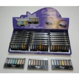 144 of 8 Color Sparkle Eye Shadow