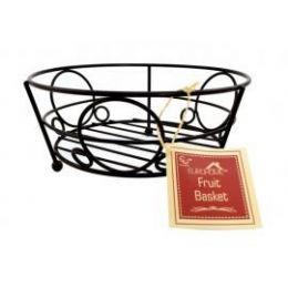12 of Deco Black Fruit Basket