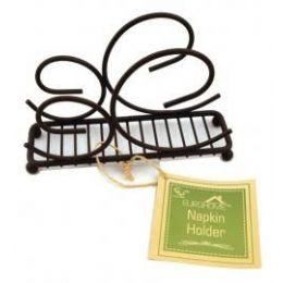 12 of Bronze Napkin Holder