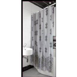 12 of Polyester Deluxe Shower Curtain 72x72