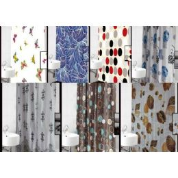 72 of Polyester Deluxe Shower Curtain 72x72