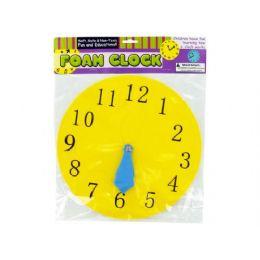 72 of Foam Toy Clock