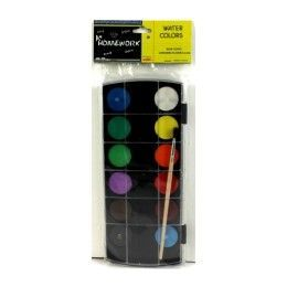 48 of Water Color Paint SeT- 12 Colors+brush