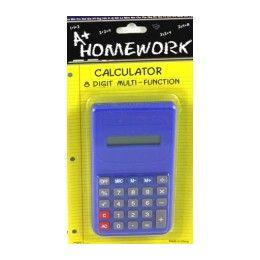 48 of Calculator - Battery + Solar - Multi Function