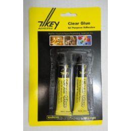 144 of 2pk Clear Glue