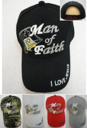 24 of Man Of Faith Hat
