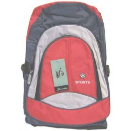 "36 of 19"" Red Backpack"