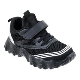 36 of Boys Sneaker Casual Sports Shoe In Black