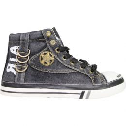 12 of Mens Canvas Casual Shoe