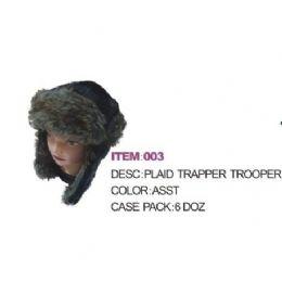 72 of Faux Fur Aviator Winter Hat