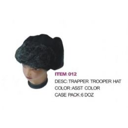 72 of Trapper Trooper Hat With Faux Fur