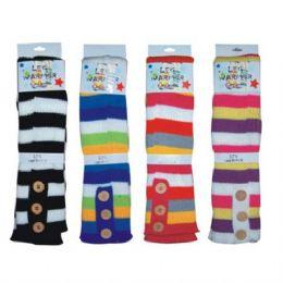 144 of Winter Leg Warmer Stripes