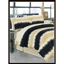 6 of Tie Dye Stripe Bed In A Bag Queen Size