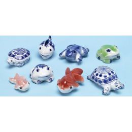 48 of Porcelain Sea Animals