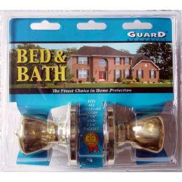 6 of Bed & Bath Doorknob Set