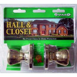 6 of Hall & Closet Doorknob Set