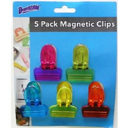 48 of Magnetic Clips 5 Pack