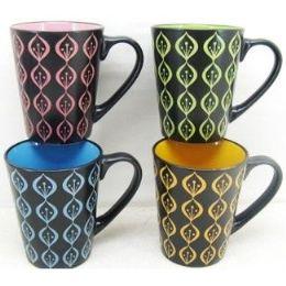 48 of 11 Ounce Stoneware Mug Modern Design
