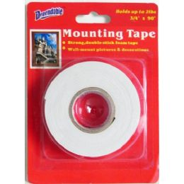 48 of 2 Sided Foam Mounting Tape