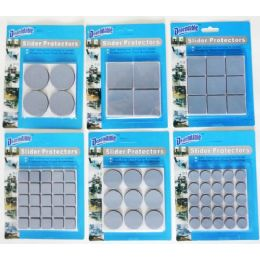 48 of Self Adhesive Slider Protectors