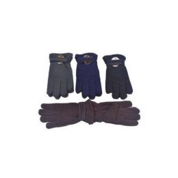 60 of Mens Winter Fleece Gloves