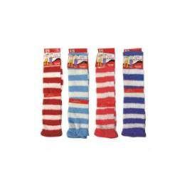 120 of Ladies Stripe Leg Warmer