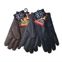 48 of Winter Glove Genuine Leather Women