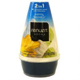 48 of Renuzit Adjustable 7.5oz Sunny Laundry