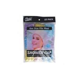 72 of Shower Cap 10pk