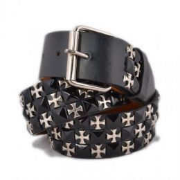 60 of Metal Fashion Unisex Belt