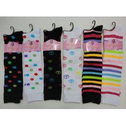 """48 of 12"""" Knee High Socks-Assortment"""