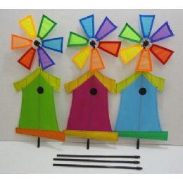 "60 of 9.5"" Wind SpinneR-Windmill"