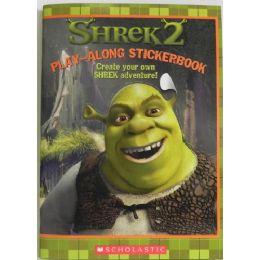 50 of Shrek2 Play Along Sticker Book