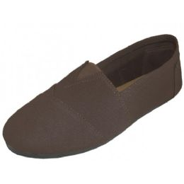 24 of Men's Canvas Shoes Brown