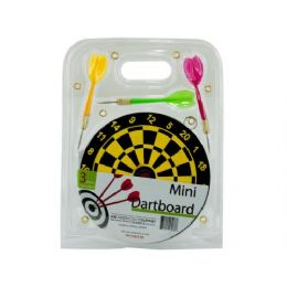 36 of Mini Dartboard With 3 Darts