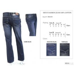 12 of Mens Trendy Fashion Jeans Inseam 32""