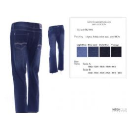 12 of Mens Trendy Fashion Jeans Sizes 30-38