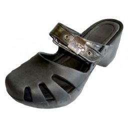 18 of Girls' Wedge Sandals (black Color Only)