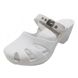 18 of Girls' Wedge Sandals (white Color Only)