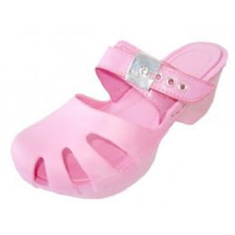 18 of Girls' Wedge Sandals(pink Color Only)