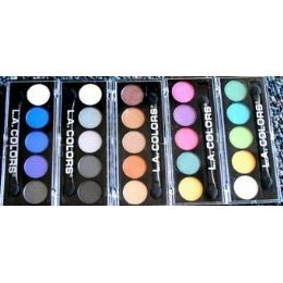 48 of Eye Shadow Compacts La Colors Mixed Colors