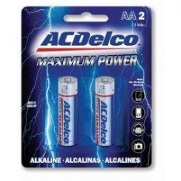 48 of Acdelco Alkaline Aa - 2 Piece