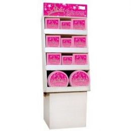 Princess PrE-Pk Flr Shipper 156 ct