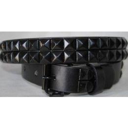 48 of Kids Belts Black Studs On Black Belts