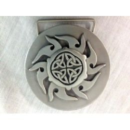 36 of Flame Style Belt Buckle