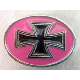 36 of Pink Cross Belt Buckle