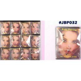 48 of Body Piercing Jewelry Set