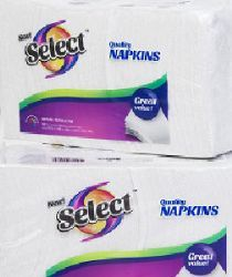 18 of 150 Count 1 Ply Paper Napkins
